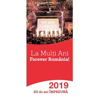 Calendar perete 2019